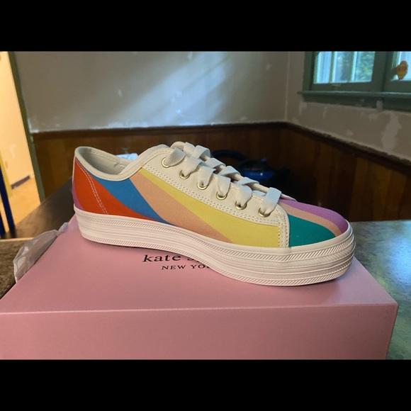 Keds x Kate Spade New York Triple Kick Shoes